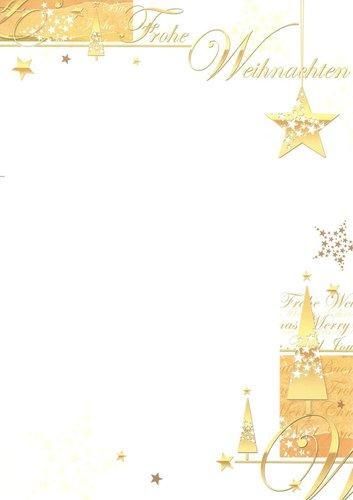 briefpapier weihnachtsschmuck doreens briefpapierwelt. Black Bedroom Furniture Sets. Home Design Ideas