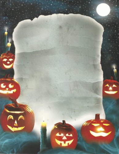 Briefpapier Moonlight Mayhem Paper Direct