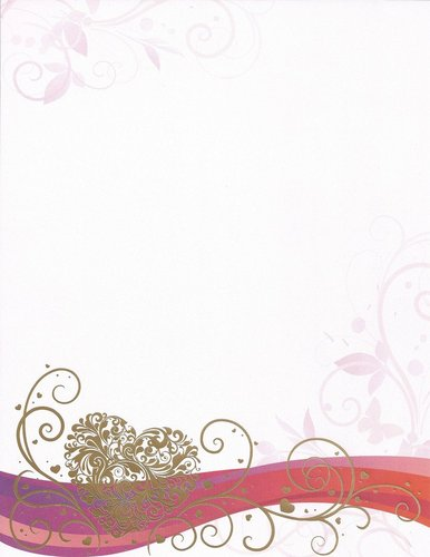 Briefpapier Summer Love Paper Direct