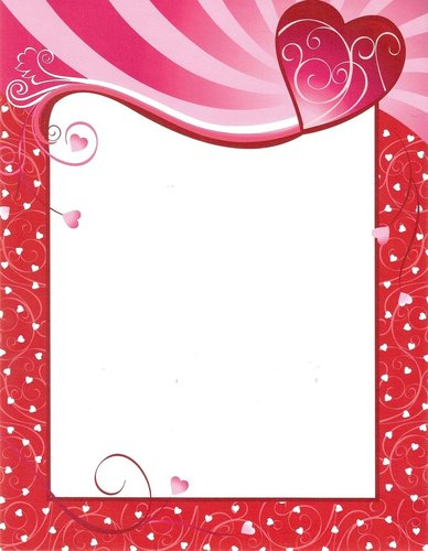 Briefpapier Flirty Fun Paper Direct