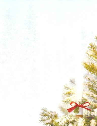 Briefpapier Christmas Hope Paper Direct