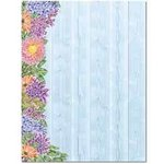 Briefpapier Floral Fence Image Shop